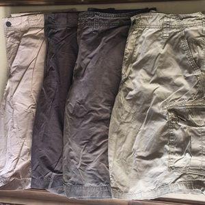 GAP cargo shorts bundle